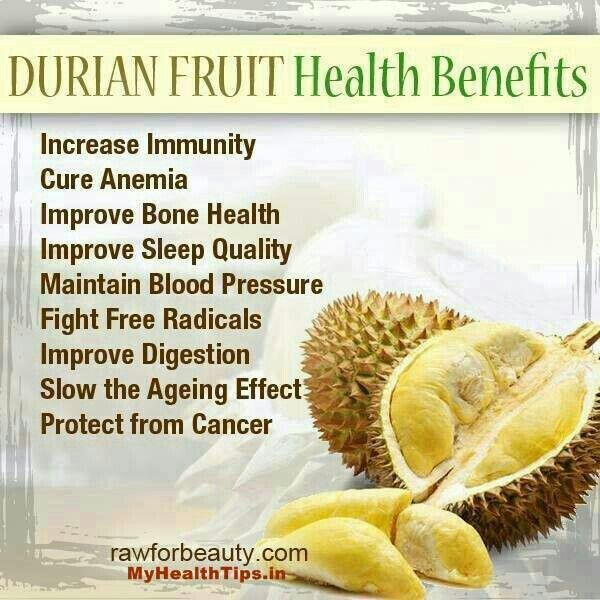 healthy fruits quotes durian fruit