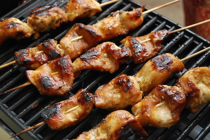 Asian Chicken Kebabs Recipes — Dishmaps