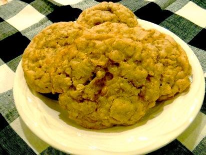 Oatmeal Butterscotch Cookies | Scrumptiousness! | Pinterest