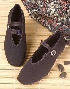 Cotton Mulan Shoes