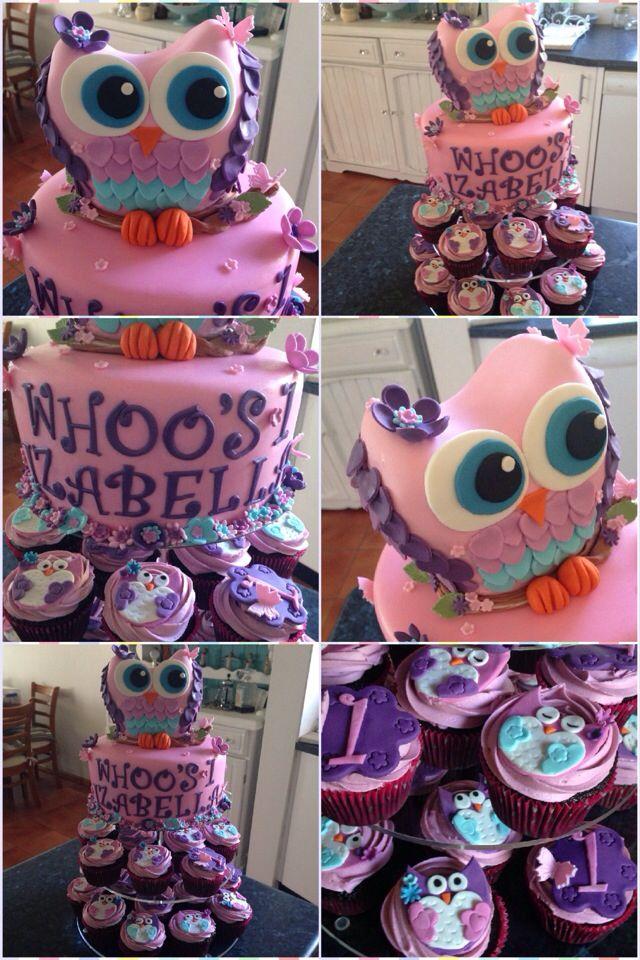 ... Cupcakes are chocolate with swirls of white chocolate ganache