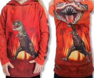 Rex Hoodie | Awesome Inventions | Pinterest