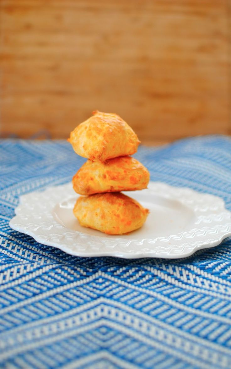 Gougéres aka French Cheese Puffs | Baking | Pinterest