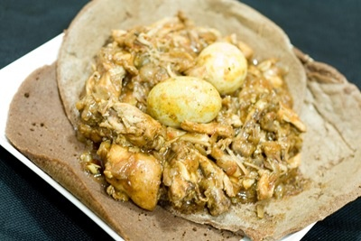 Injera and Doro Wat recipes | Recipes | Pinterest