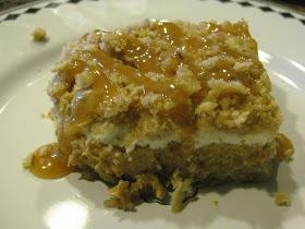 Pumpkin Cheesecake Crumble Bars   Dessert Addiction   Pinterest