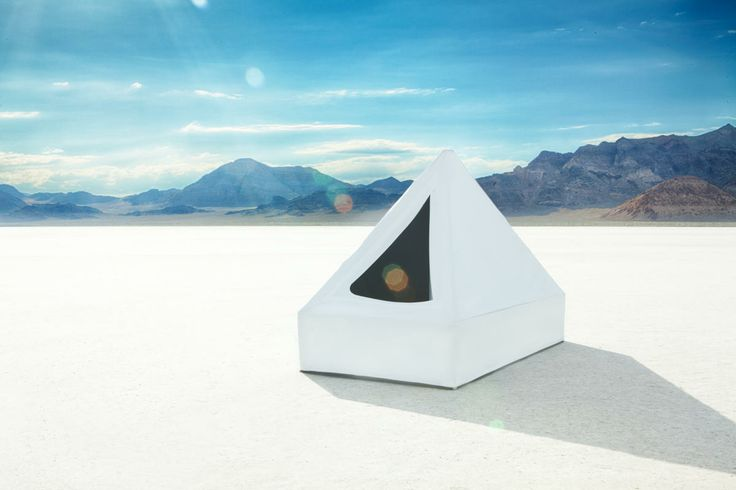 Photos: The first practical home isolation tank for sensorydeprived