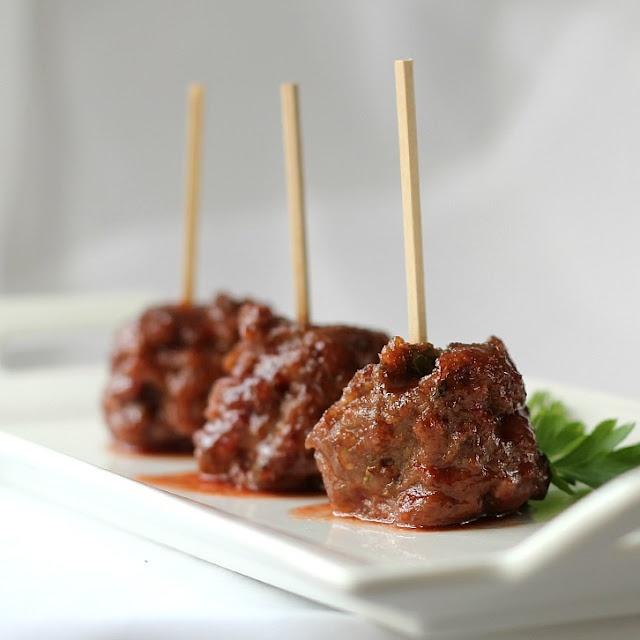 Cocktail Meatballs | Super Bowl Snacks | Pinterest