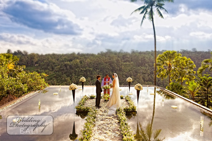 Simply a beautiful place to get married my dream bali for Pretty places to get married