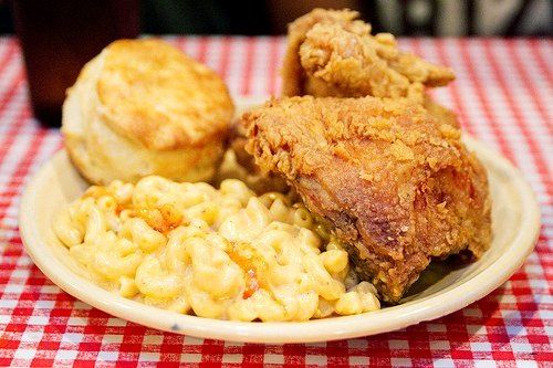 Fried Chicken | Food ideas to make one day | Pinterest