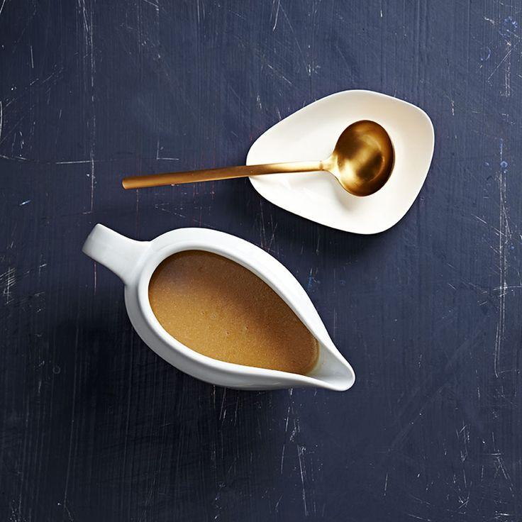 Gluten-Free Gravy   20 cloves of garlic, unpeeled 1 tbsp. olive oil 1 ...