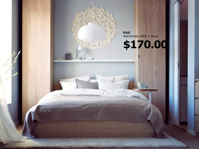 small bedroom ikea design interior exterior pinterest