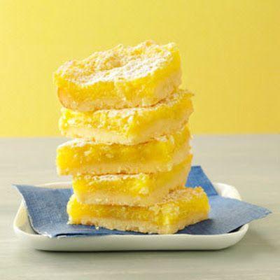 Macadamia Lemon Bars | Cookies,bars | Pinterest