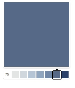 Sherwin williams denim harris 39 room paint color pinterest for Blue jean paint color