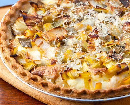 ... Tart, Tarragon-Carrot Tart, and Roasted Vegetable Tart plus a recipe