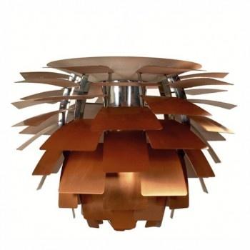 Artichoke ceiling pendant by Poul Henningsen