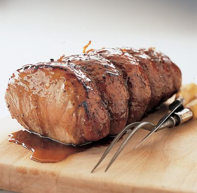 Maple-Glazed Pork Roast - Thermador | Love it | Pinterest