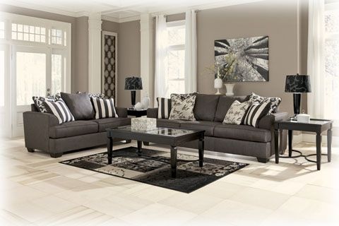 Grey themed living room living room ideas pinterest - Grey themed rooms ...
