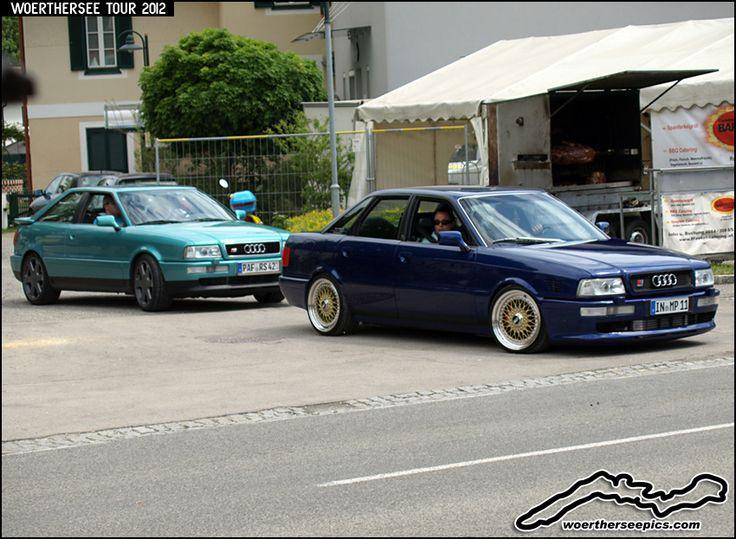 Audi 80 stance