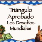 """activities and assessments supplement the book, """"Triángulo Aprobado"""