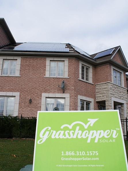 ... Solar l Mississauga 5.88kW Residential Roof Flush Mount Solar Panel