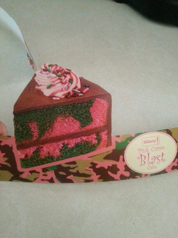 Pink Camo Cake Images : Pink camo cake Cakes Pinterest