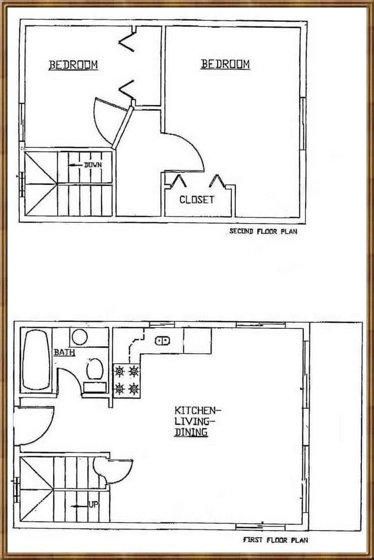 16x24 House Plans Joy Studio Design Gallery Best Design