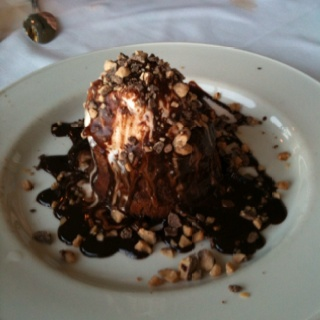 Hot Chocolate Lava Cake Rich Godiva chocolate liqueur cake with molten ...