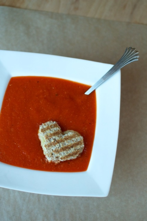 Roasted Red Pepper & Tomato Soup | Cook - Soup | Pinterest