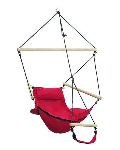 Swinger Hanging Chair - WANT!