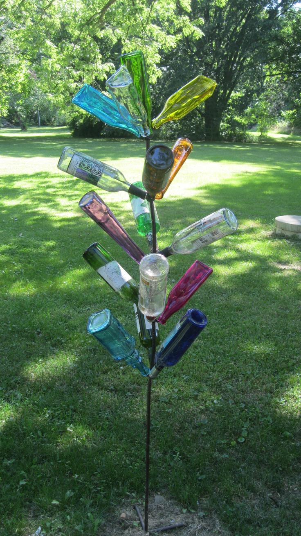 Best 28+ - Ooh A Wine Bottle Tree - bottle tree repurpose ...