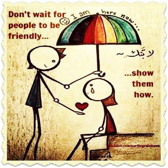 Friendliness... | A-1 Concepts | Pinterest