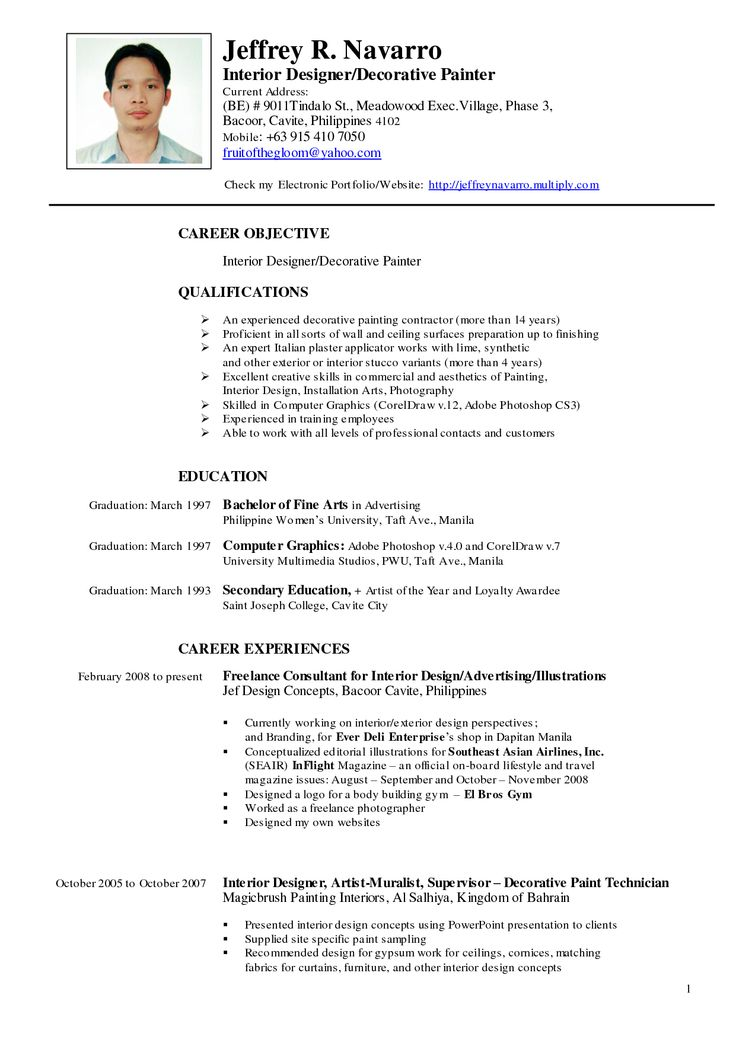 example resume templates - solarfm.tk