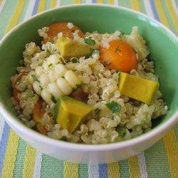 Quinoa Mexicana Salad — Punchfork | Vegan Recipes | Pinterest