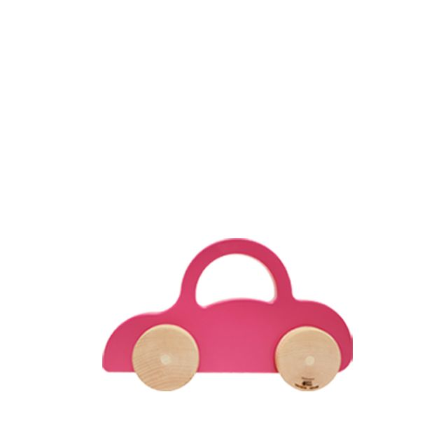 Wooden Cosmo Push Toy - This eco-friendly push toy is a modern twist on classic kid's heirloom toys. $32 #PNshop