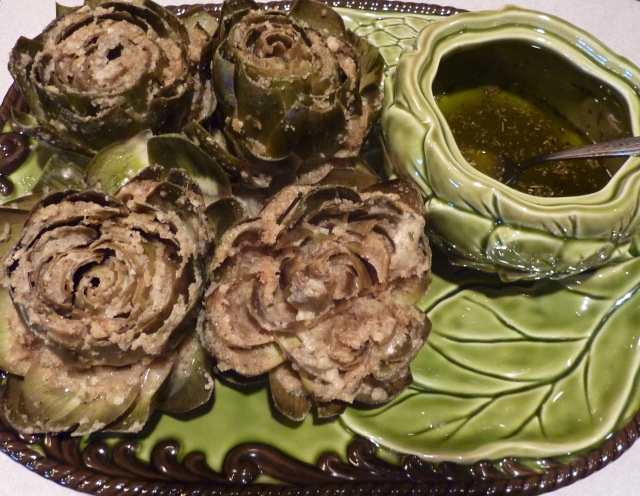 Italian Stuffed Artichokes | Favorite Recipes | Pinterest