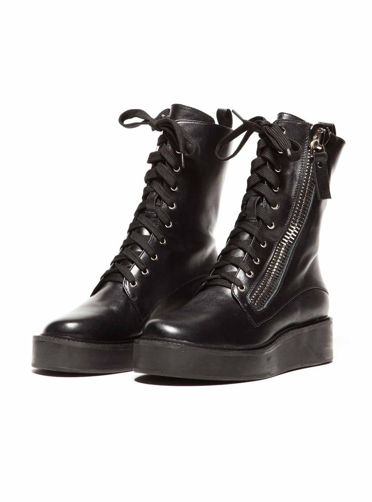 Trench Boot - Shoes - WOMENS