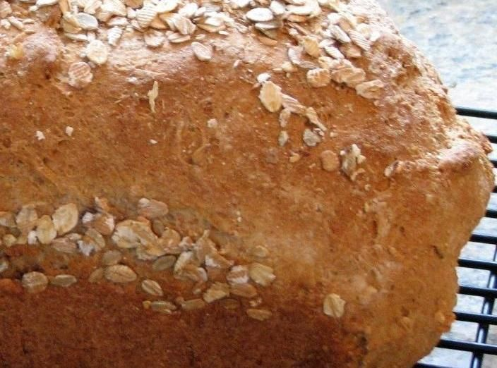 Aunt Nell's Oatmeal Bread | Books Worth Reading | Pinterest