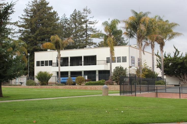 Monte Vista Christian School Hs Gym Campus Tour Pinterest