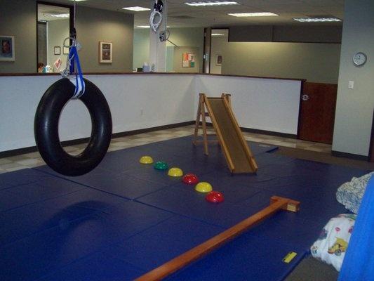 Gross Motor Room Developmental Play Pinterest