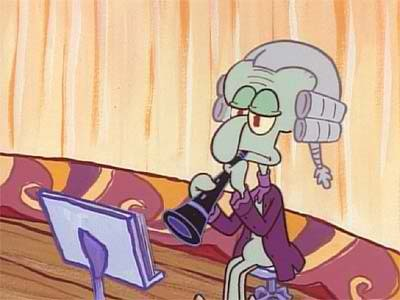 Clarinet and Squidward | Pop Culture and Classical Music ...