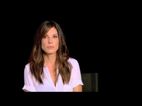 "Sandra Bullock Interview - ""Gravity"" | Movies | Pinterest Sandra Bullock"