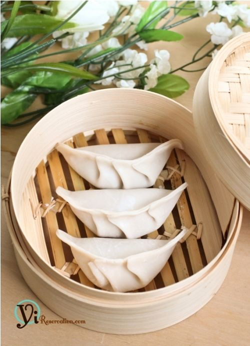... Chinese Dumplings by yireservation: Step-by-step! #Chinese_Dumplings