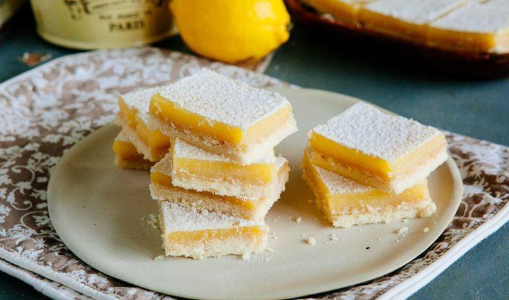 ... lemon bars lemon blueberry bars strawberry lemon bars classic lemon