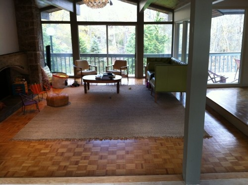 Flooring Mid Century Modern Ideas Pinterest