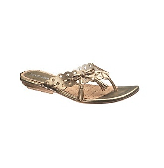 Hush Puppies^ Corsica Thong Sandal at www.herbergers.com