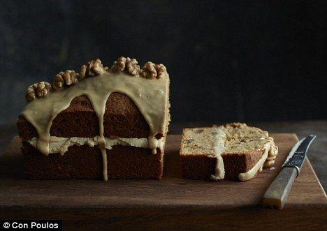 Recipe: Coffee walnut loaf