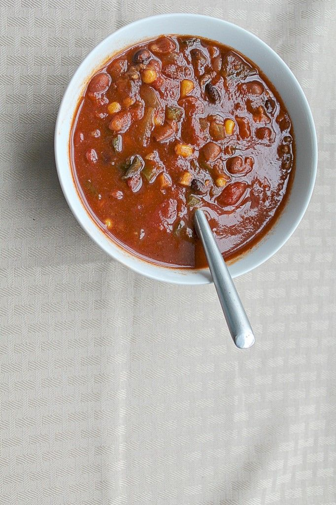 Everything but the Kitchen Sink' Chili | Soups and Stews | Pinterest