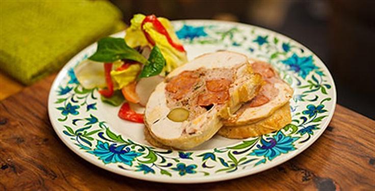 Donna's Homestyle Chicken Ballotine Recipes — Dishmaps