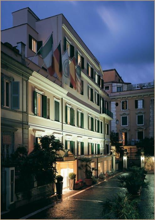 hotel villa glori rome italy hotel villa pinterest