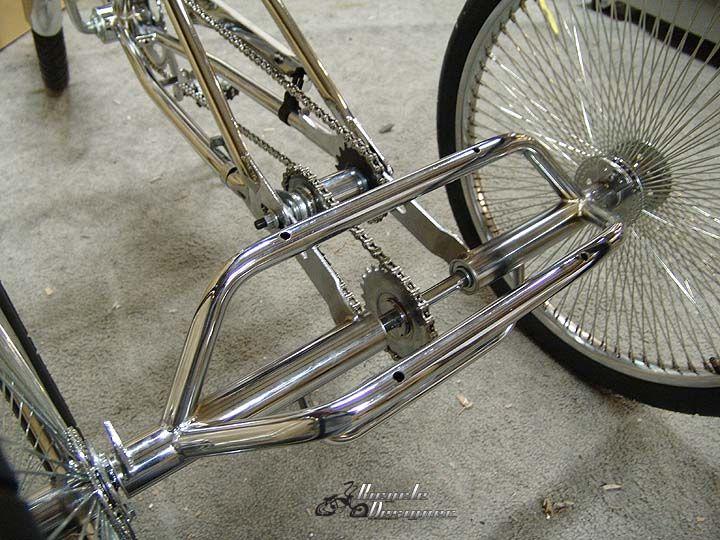 Как сделать 3 колесный велосипед своими руками